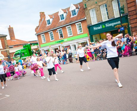 Beccles Carnival 2012