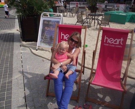 Caribbean Plaza at Gunwharf - 22nd August