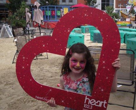 Caribbean Plaza at Gunwharf - 25TH August