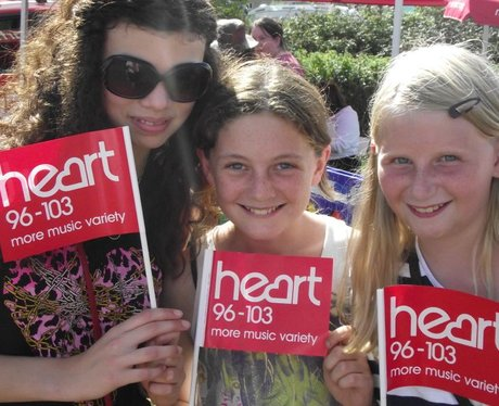 Heart at The Mid Somerset Show