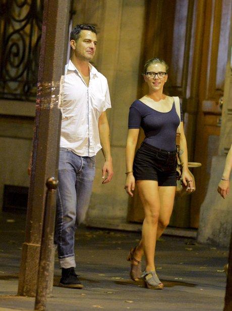 Scarlett Johansson And Nate Naylor Changing Styles Scarlett Johansson Heart