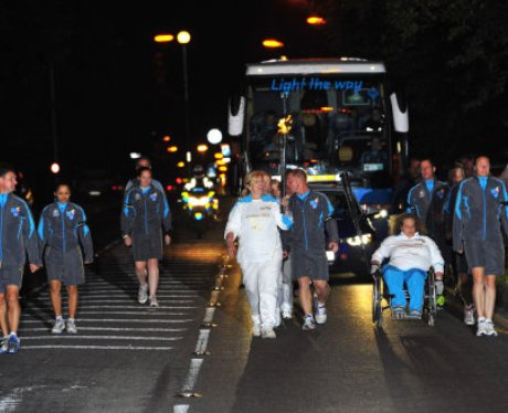Paralympic Torch Relay 29