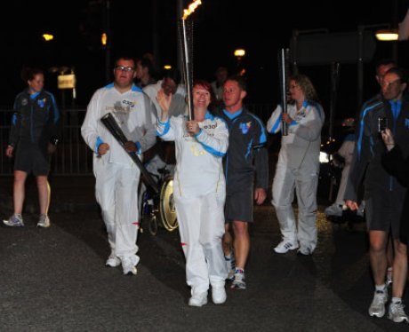 Paralympic Torch Relay 30