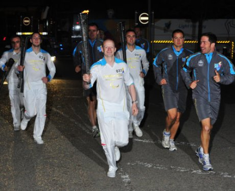 Paralympic Torch Relay 31