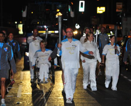 Paralympic Torch Relay 32