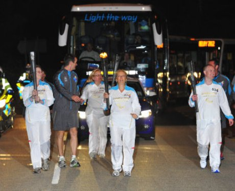 Paralympic Torch Relay 34