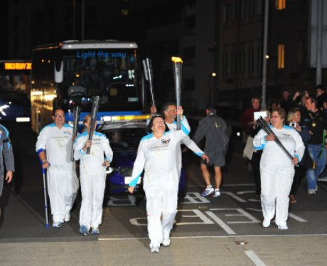 Paralympic Torch Relay 35