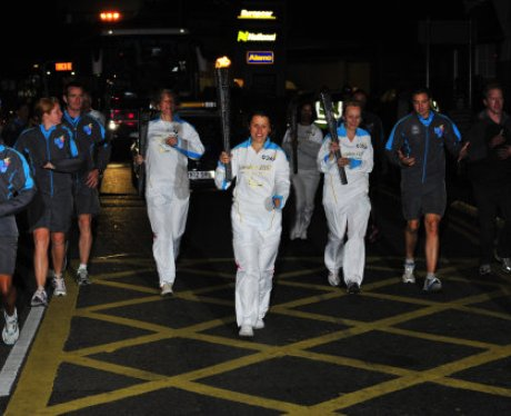Paralympic Torch Relay 36