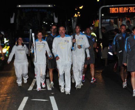 Paralympic Torch Team 17
