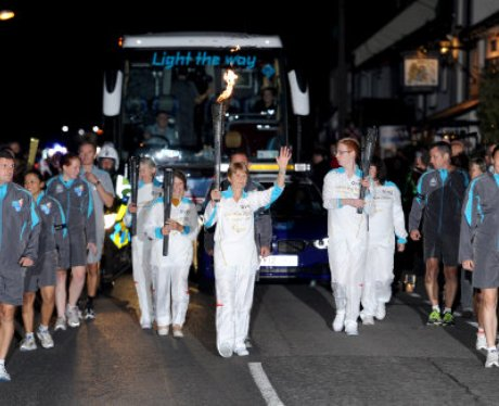 Paralympic Torch Team 19