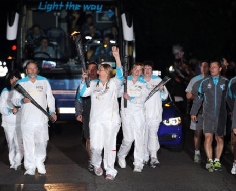 Paralympic Torch Team 20