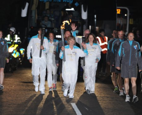 Paralympic Torch Team 21