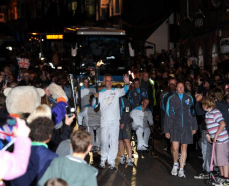 Paralympic Torch Team 22