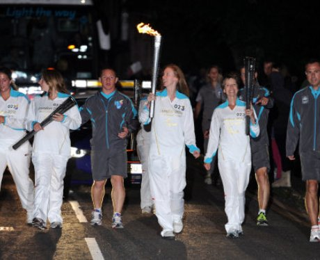 Paralympic Torch Team 23