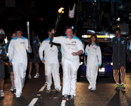 Paralympic Torch Team 24