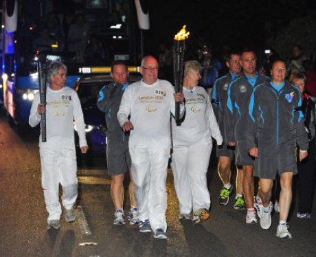 Paralympic Torch Team 28