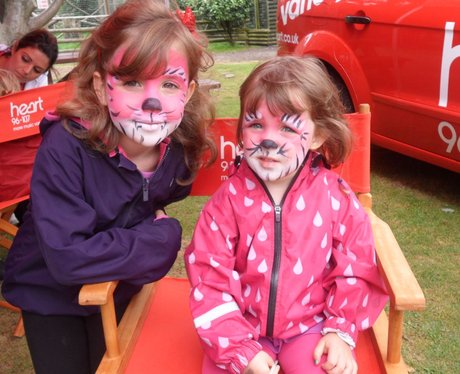 Wingham Wildlife Park - Face Painting!