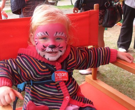 Wingham Wildlife Park - Face Painting!