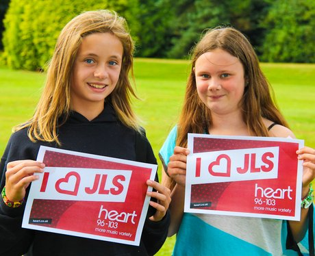 You've been snapped at JLS Ipswich