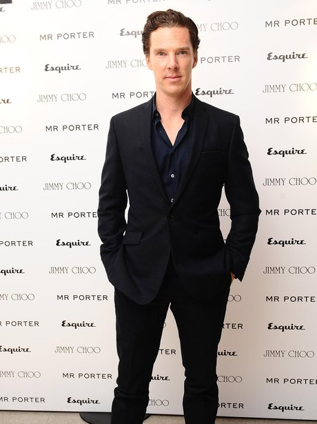 Benedict Cumberbatch Sexiest Celebrity in a Suit