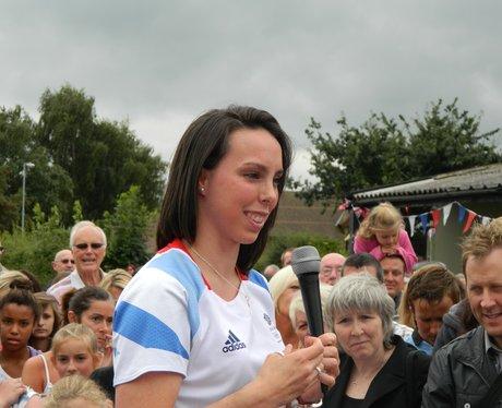 Beth Tweddle