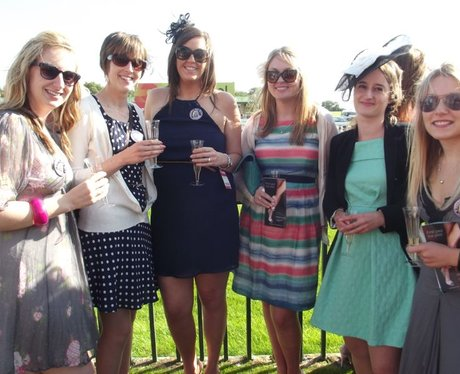 Heart & Bath Racecourse Ladies Day