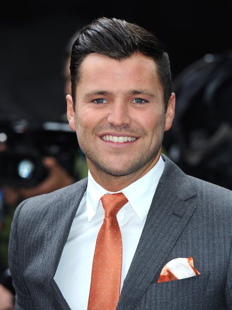 Mark Wright Sexiest Celebrity in a Suit
