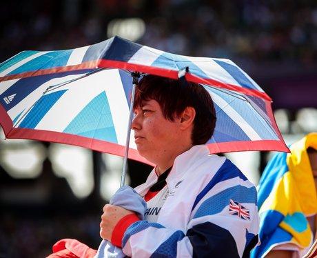 Paralympian Beverley Jones