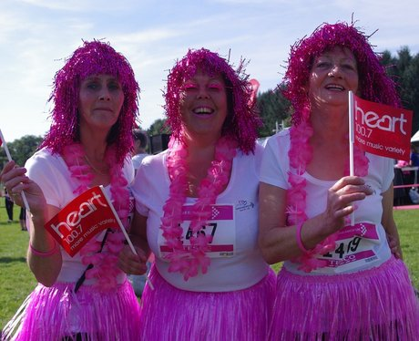 Race For Life Longbridge - Fancy Dress