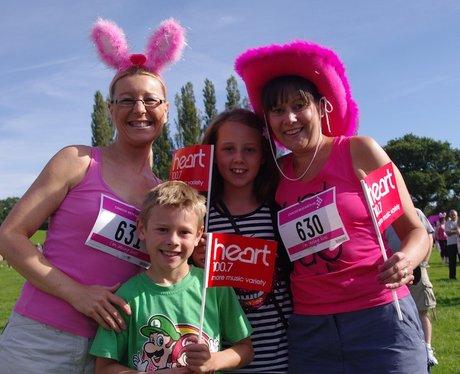 Race For Life Longbridge - Fancy Dress