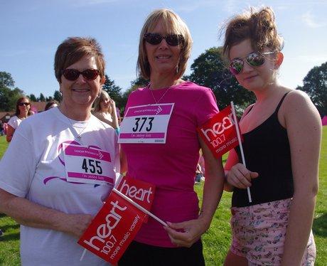 Race For Life Longbridge
