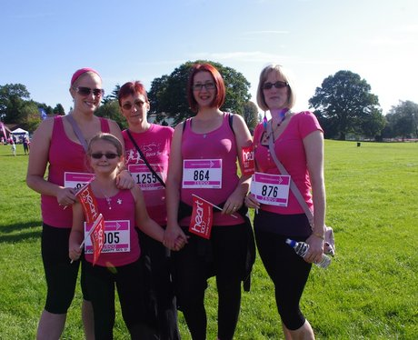 Race For Life Longbridge