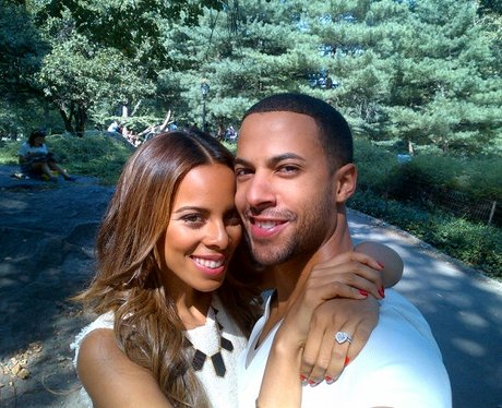 Rochelle and Marvin at Central Park