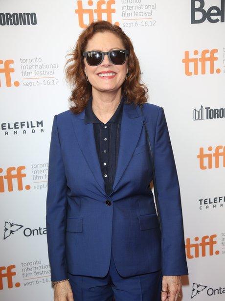 Susan Sarandon attends the Toronto Film Festival 2