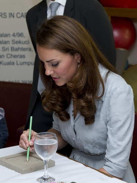 kate middleton and prince william far east tour