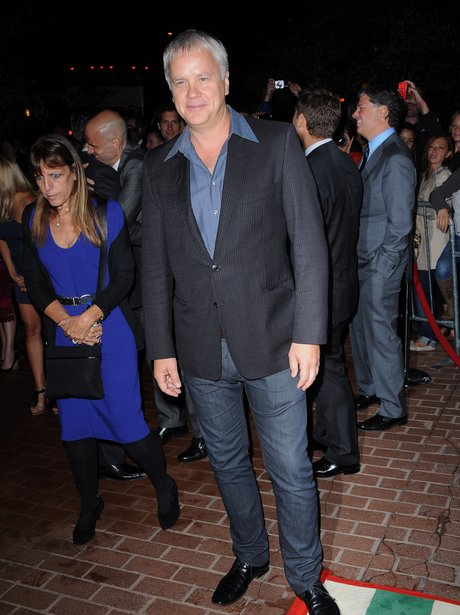 Tim Robbins attends the Toronto Film Festival 2012