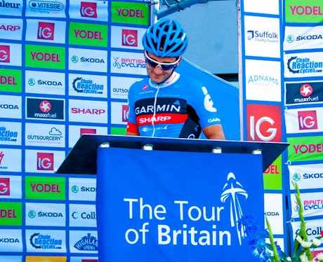 Tour of Britain Stage 1