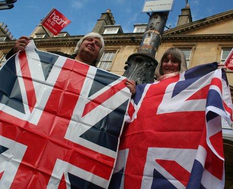 Bath Victory Parade