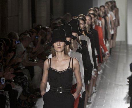 Victoria Beckham Fashion Runaway