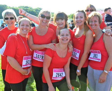 5K and 10K Stevenage Race for Life