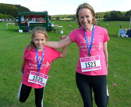 5K and 10K Stevenage Race for Life