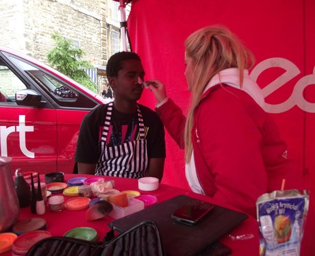Keeping it Local at Oxford Castle