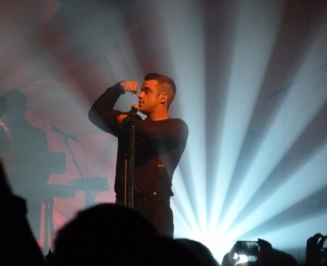 Robbie Williams Southend