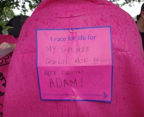 Himley Park - 2:30pm - Messages