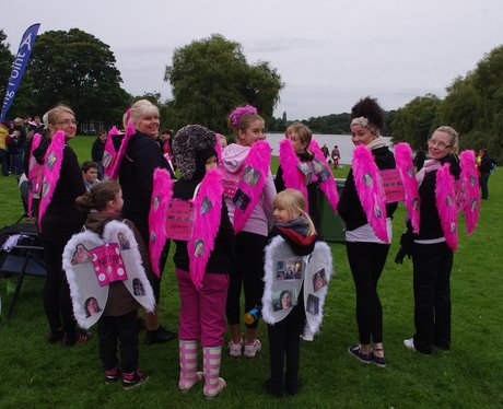 Race For Life Himley 10:30am - Messages