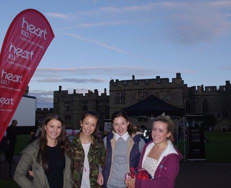 Warwick Castle Lunar Cinema - Dirty Dancing 2