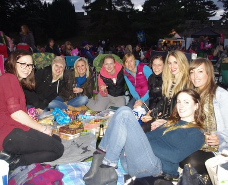 Warwick Castle Lunar Cinema - Dirty Dancing 2