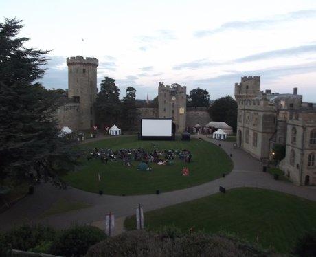 Warwick Castle Lunar Cinema Dirty Dancing