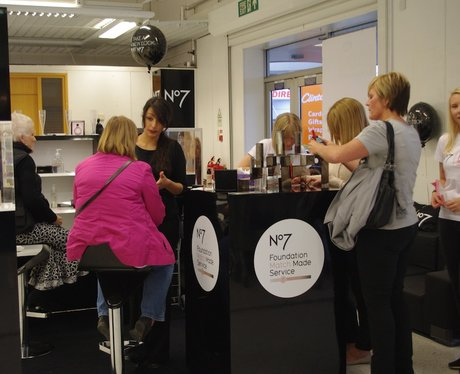 Boots No7 MatchMade service The Fort