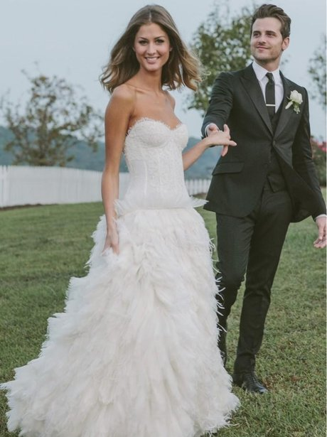 Jared Followill and Martha Patterson Wedding